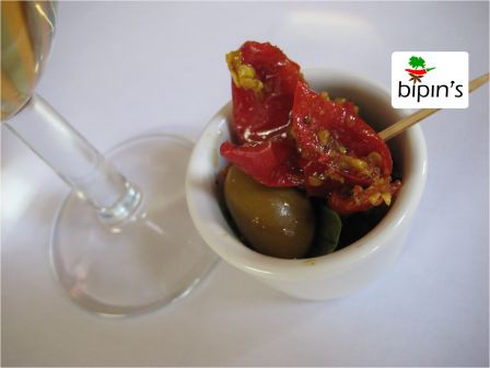 Bipins Slow mautred chilli peppers
