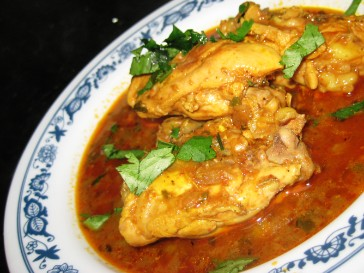 Bipins extra special gujarati methi chicken desi style curry recipe
