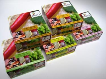 Bipin's Masala Gujarati Fresh Curry Paste Range