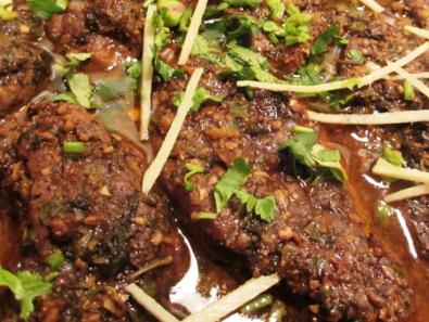Bipins methi crust lamb stakes authentic lamb curry recipe