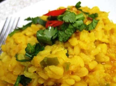 bipins moog dal vegtable curry recipe