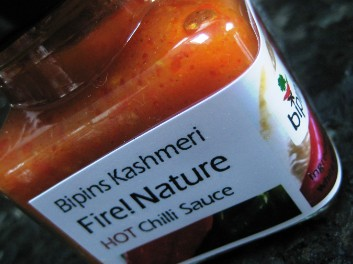Bipins all natural hot pepper wings sauce