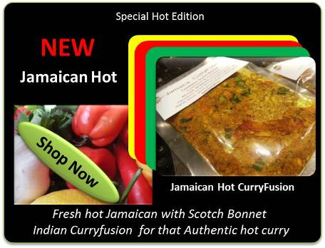 Jamaican Hot Curry Paste to buy