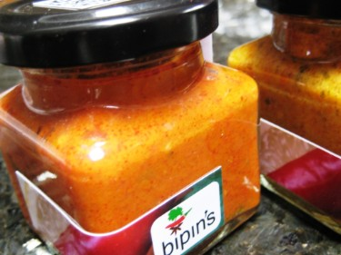 Bipins Hot Chilli dipping sauce Fire Nature