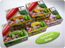 Bipins Masla Authentic Fresh Curry Paste