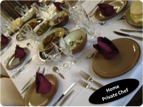 Bipins Private Chef Home Dinner Parties